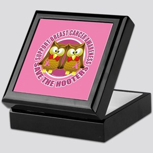 Save the Hooters Circle Keepsake Box