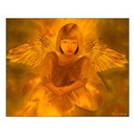 #108 Angel : Small Poster 20x16