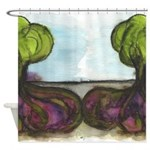 As Above So Below #9 Shower Curtain