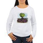 As Above So Below #9 Women's Long Sleeve T-Shirt