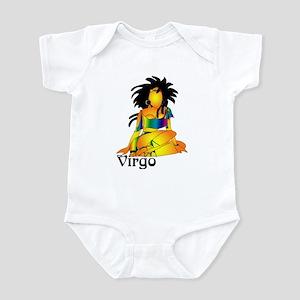 Whimsical Virgo Infant Bodysuit