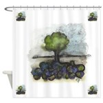 As Above So Below #7 Shower Curtain