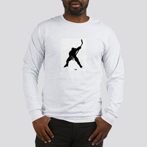 Hockey Player Long Sleeve T-Shirt