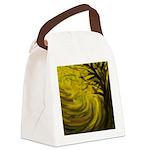 Forest #3 DA Canvas Lunch Bag