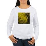 forest #3DA Women's Long Sleeve T-Shirt