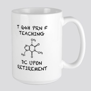 Caffeine PRN Teaching Mug