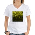 Forest #1 DA Women's V-Neck T-Shirt