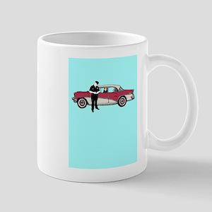 licence and registration - please Mug