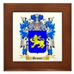 Brwme Framed Tile
