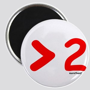More than 2 Magnet