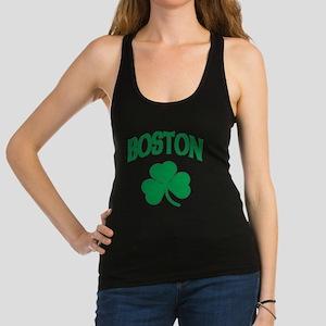 BOSTONdk Racerback Tank Top