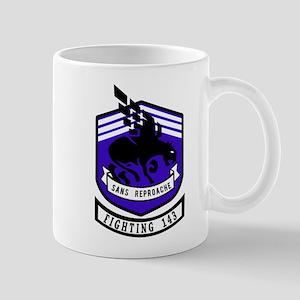 VF-143 Pukin' Dogs Mug