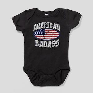 americanbadasstrans Baby Bodysuit