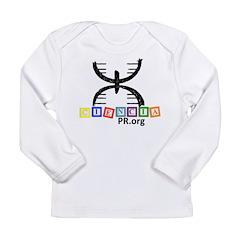 CienciaPR Little Brains Long Sleeve T-Shirt