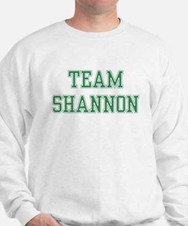TEAM SHANNON  Sweatshirt