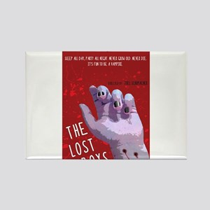 The Lost Boys Movie Poster Rectangle Magnet