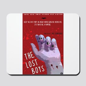 The Lost Boys Movie Poster Mousepad