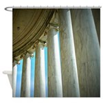 Majestic Columns Shower Curtain
