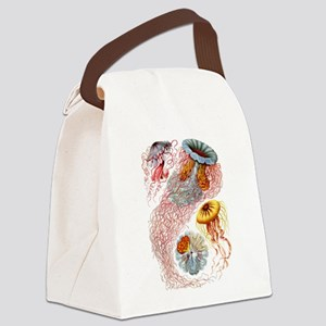 Jellyfish Canvas Lunch Bag