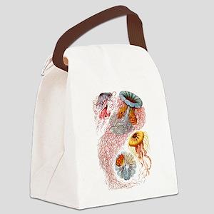Jellyfish Canvas Lunch Bag