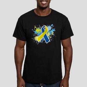 Down Syndrome Splatter T-Shirt