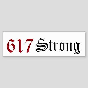 617 Strong Sticker (Bumper)