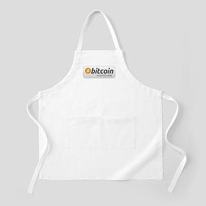 BitcoinAcceptedHere Apron