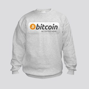 BitcoinAcceptedHere Sweatshirt