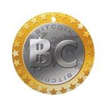 BitcoinEuro Ornament (Round)