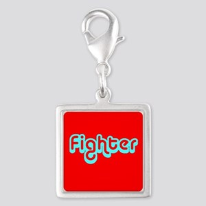 Cancer Fighter Red 4Joanie Charms