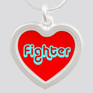 Cancer Fighter Red 4Joanie Necklaces