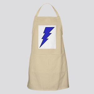 The Lightning Bolt 7 Shop BBQ Apron