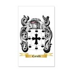 Carulli 35x21 Wall Decal