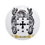 Carulli Ornament (Round)