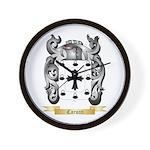 Carucci Wall Clock