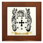 Carucci Framed Tile