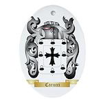 Carucci Ornament (Oval)