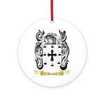 Carucci Ornament (Round)
