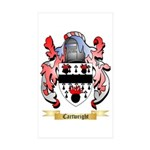 Cartwright Sticker (Rectangle 10 pk)