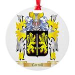 Carroll Round Ornament