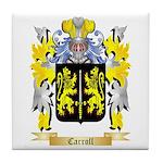 Carroll Tile Coaster