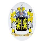Carroll Ornament (Oval)