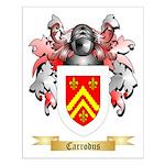 Carrodus Small Poster