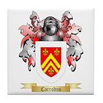 Carrodus Tile Coaster