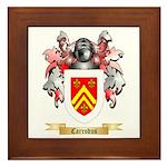 Carrodus Framed Tile