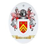 Carrodus Ornament (Oval)