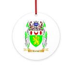Carton Ornament (Round)
