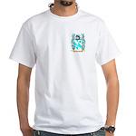 Cartner White T-Shirt