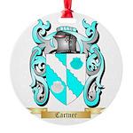 Cartner Round Ornament