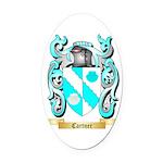 Cartner Oval Car Magnet